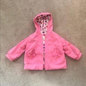 Koala Kids Pink Zipper Jacket